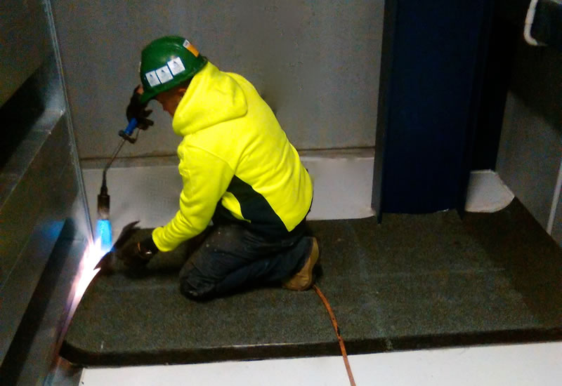 about precision seal waterproofing